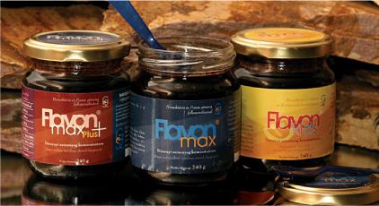 Jars of Flavon Jam